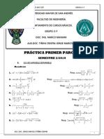 Práctica Primer Parcial Ecuas 2-2019