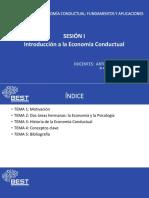 ECFA Clase 1.1 - Arturo Chian