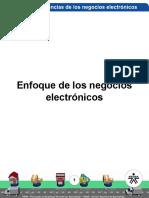 Enfoque de los negocios electronicos