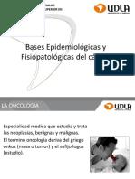 Bases Epidemiol Gicas y Fisiopatol Gicas Del c Ncer