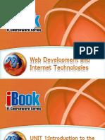 Web Dev 1 - Technology