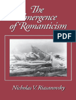 Epdf.pub the Emergence of Romanticism
