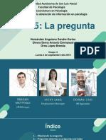 Green Proyeject-Pregunta