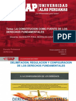 La Constitucion Como Fuente