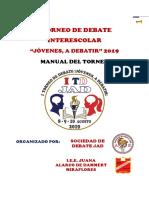 Manual Td Jad 2019