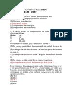 ONDAS E LINHAS 2017 - 2o. exercícios.docx