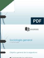 Sociología Trabajo Social