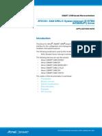 Atmel 42122 SAM System Interrupt Driver ApplicationNote AT03261