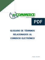 Glosario de términos relacionados al comercio electrónico