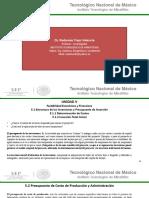 Formulacion y evaluacion  de proyectos