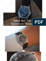 Reference Photos Patek Ref.530