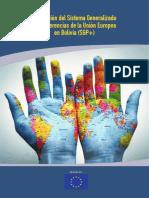 Revista Sgp 1 Evaluacion Sistema Generalizado Preferencias Ue en Bolivia