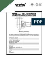 Manual Linea-1 11 Bomba Para Riego