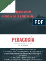 Presentación Pedagogía Pensa Mundial
