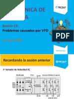 Problemas Generados Por VFD