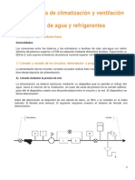 Redes de Agua y Frigorificas