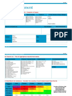 risk assessment template v2