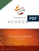 Fermentis Academy Beer 08 10 18 - Part I PORTUGUES