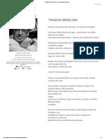 Tragédia Brasileira - Poema de Manuel Bandeira