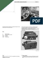 Electronic Ignition Lock (EIS), Component Description