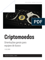 Criptomoedas - Orientacoes Para Busca - PF