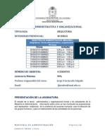 TEORIA ADMINISTRATIVA Y ORGANIZACIONAL. AGOSTO DE 2019.docx