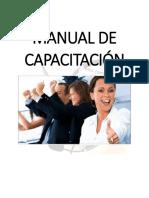 Manual de Capacitacion Inicial