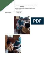 Dokumentasi Pelaksanaan Bulan Imunisasi Anak Sekola1