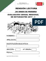 2_ Primaria - Evaluacion Comunicacion ECER-2017