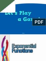 Exponential Edit