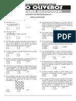 Análisis Combinatorio I_semestral