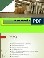 recepcion de materiales