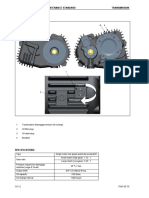 PW130-7K Transmision Axle Brake