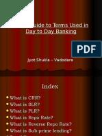 Bank Glossary Terms