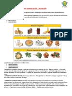 359774883 Guia de Alimentos y Nutrientes 5 Basico