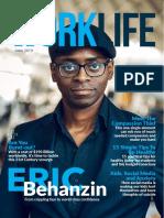 WorkLife eMagazine June 2019 Issue
