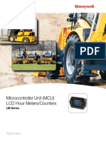 Honeywell Sensing Lm Mcu Hour Meter Product Sheet 006178 4 En