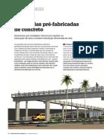 Passarelas Pré-fabricadas de Concreto