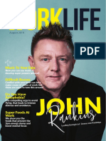WorkLife Resilience eMagazine August 2019 Issue