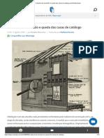 A História de Ascensão e Queda Das Casas de Catálogo