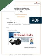 201197393 Informe Ecuacion de Cantidad de Movimiento