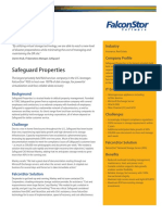 Safeguard Casestudy