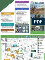 Guide public parking redmond