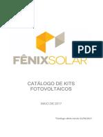 Catalogo de Kits Ftotvoltaicos