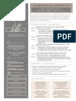 portfolio resume - no contact