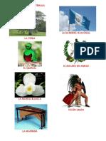 Simbolos Patrios de Guatemala.docx