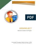 Openproject Manual Gestor Do Projeto