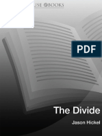 The Divide. a Brief Guide to Global Inequality and Its Solutions