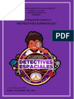 Detectives espaciales instructivo