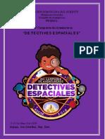 Detectives espaciales instructivo